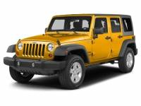 2014 Jeep Wrangler Unlimited Sahara 4x4 SUV in Boone
