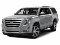 2018 CADILLAC Escalade ESV UP SUV