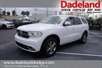 Certified Used 2016 Dodge Durango Limited SUV in Miami