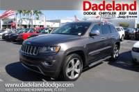 Certified Used 2014 Jeep Grand Cherokee Limited SUV in Miami