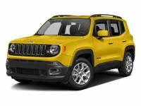Certified Used 2017 Jeep Renegade Latitude SUV in Miami