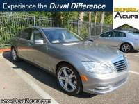 Used 2012 Mercedes-Benz S-Class For Sale | Jacksonville FL