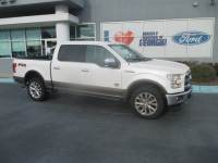 2015 Ford F-150 King Ranch Truck EcoBoost V6 GTDi DOHC 24V Twin Turbocharged