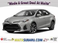 Used 2017 Toyota Corolla SE Available in Sacramento CA