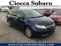 Used 2014 Honda Odyssey EX-L For Sale in Allentown, PA