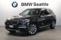 Certified Pre-Owned 2018 BMW X3 xDrive30i For Sale in Seattle