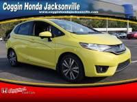 Certified 2015 Honda Fit EX Hatchback in Jacksonville FL