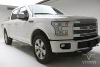 Used 2015 Ford F-150 Platinum Crew Cab 4x4 in Vernon TX
