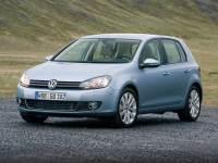 2011 Volkswagen Golf TDI Hatchback 4-Cylinder TDI Turbocharged 140 hp