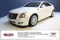 Pre-Owned 2012 Cadillac CTS Coupe 3.6L V6 RWD Performance