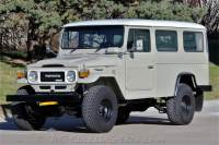 1980 Toyota LandCruiser Troopy