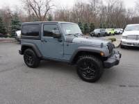 2015 Jeep Wrangler Willys Wheeler Edition SUV in East Hanover, NJ