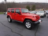 2012 Jeep Wrangler Unlimited Sahara SUV in East Hanover, NJ