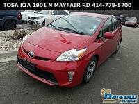 2012 Toyota Prius Four Hatchback For Sale in Madison, WI