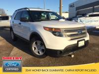 Certified 2014 Ford Explorer Base SUV V-6 cyl in Richmond, VA