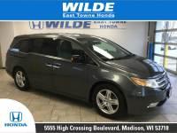 Certified Pre-Owned 2013 Honda Odyssey Touring 4D Passenger Van