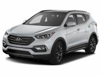 2017 Hyundai Santa Fe Sport SUV Front-wheel Drive 4-door