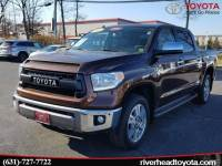 Used 2016 Toyota Tundra 1794 Truck CrewMax 4x4 for Sale in Riverhead, NY