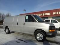 2009 Chevrolet Express 3500 Extended Cargo