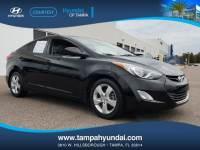 Pre-Owned 2013 Hyundai Elantra GLS Sedan in Jacksonville FL