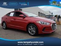 Pre-Owned 2017 Hyundai Elantra SE Sedan in Jacksonville FL