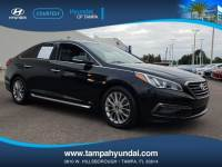 Pre-Owned 2015 Hyundai Sonata Limited Sedan in Jacksonville FL