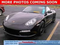 2011 Porsche Boxster Base Rear-wheel Drive