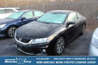 Certified Pre-Owned 2013 Honda Accord Cpe EX-L FWD 2dr Car