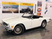 1975 Triumph TR6 -RESTORED CLASSIC CONVERTIBLE-DOCUMENTED-BRITISH SENSATION-