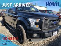 2015 Ford F-150 XL Sport Crew Cab Short Bed w/ Leveling Kit!