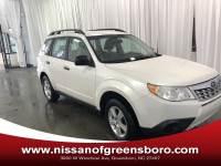 Pre-Owned 2011 Subaru Forester 2.5X w/Alloy Wheel Value Pkg SUV in Greensboro NC