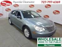 Used 2010 Chrysler Sebring for Sale in Clearwater near Tampa, FL