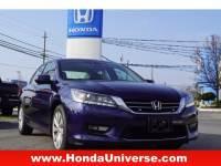 Pre-Owned 2015 Honda Accord 4dr V6 Auto EX-L w/Navi 3.5T FWD EX-L V6 4dr Sedan w/Navi