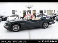 1995 Jaguar XJS 6.0L convertible