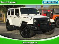 2017 Jeep Wrangler Unlimited Hard Rock Rubicon 4WD