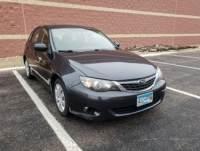 2008 Subaru Impreza i 6 mo 6000 mile warranty