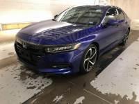 2018 Honda Accord Sedan Sport 2.0T Auto