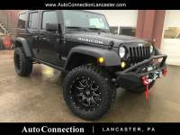 2018 Jeep Wrangler JK Unlimited Rubicon 4x4