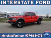 Used 2013 Ford F-150 SVT Raptor Truck V8 EFI 16V in Miamisburg, OH