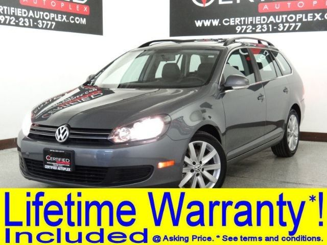 Photo 2013 Volkswagen Jetta SportWagen TDI NAVIGATION PANORAMIC ROOF HEATED LEATHER SEATS KEYLESS ENTRY BLUETOOTH