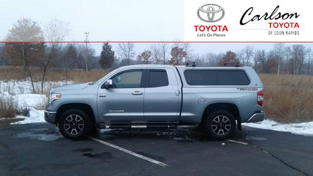 Photo 2014 Toyota Tundra Limited Truck Double Cab 4x4