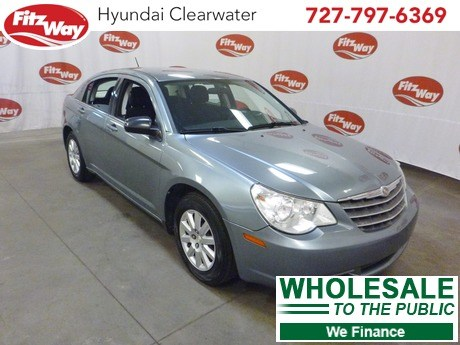 Photo Used 2010 Chrysler Sebring for Sale in Clearwater near Tampa, FL