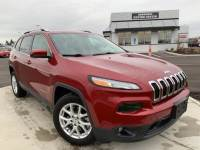Pre-Owned 2014 Jeep Cherokee Latitude FWD 4D Sport Utility