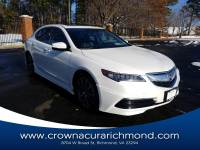 Certified 2016 Acura TLX TLX 3.5 V-6 9-AT SH-AWD with Technology Package in Richmond VA