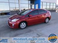 Pre-Owned 2010 Toyota Prius I FWD 5D Hatchback