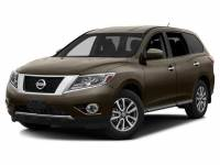Certified Used 2016 Nissan Pathfinder 2WD 4dr SV in Ames, IA
