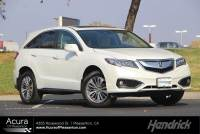 Used 2016 Acura RDX Advance Pkg in Pleasanton, CA
