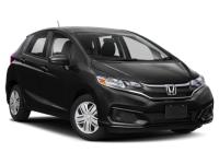 New 2019 Honda Fit LX FWD 4D Hatchback