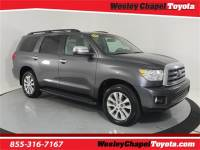 Certified Pre-Owned 2016 Toyota Sequoia Limited RWD 4D Sport Utility
