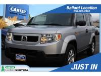 Used 2011 Honda Element EX 4WD for Sale in Seattle, WA